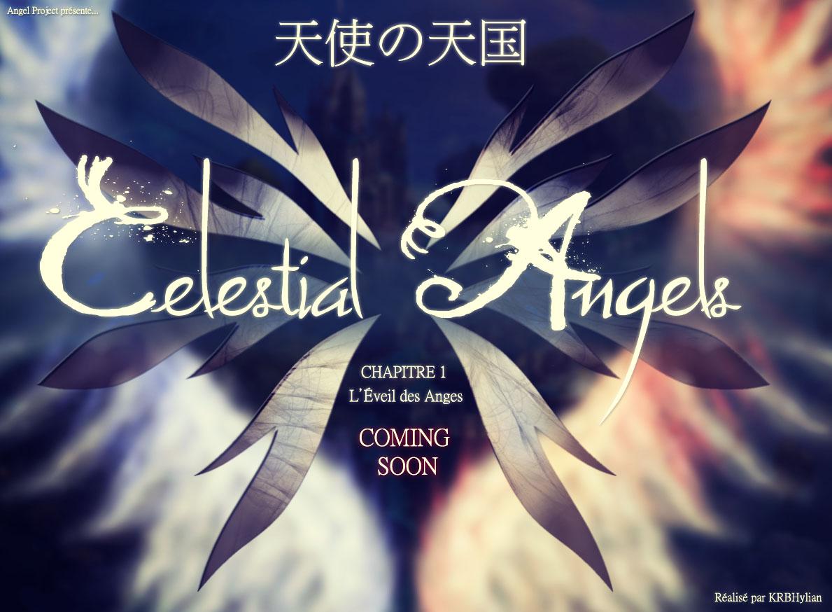Celestial Angels - Titre