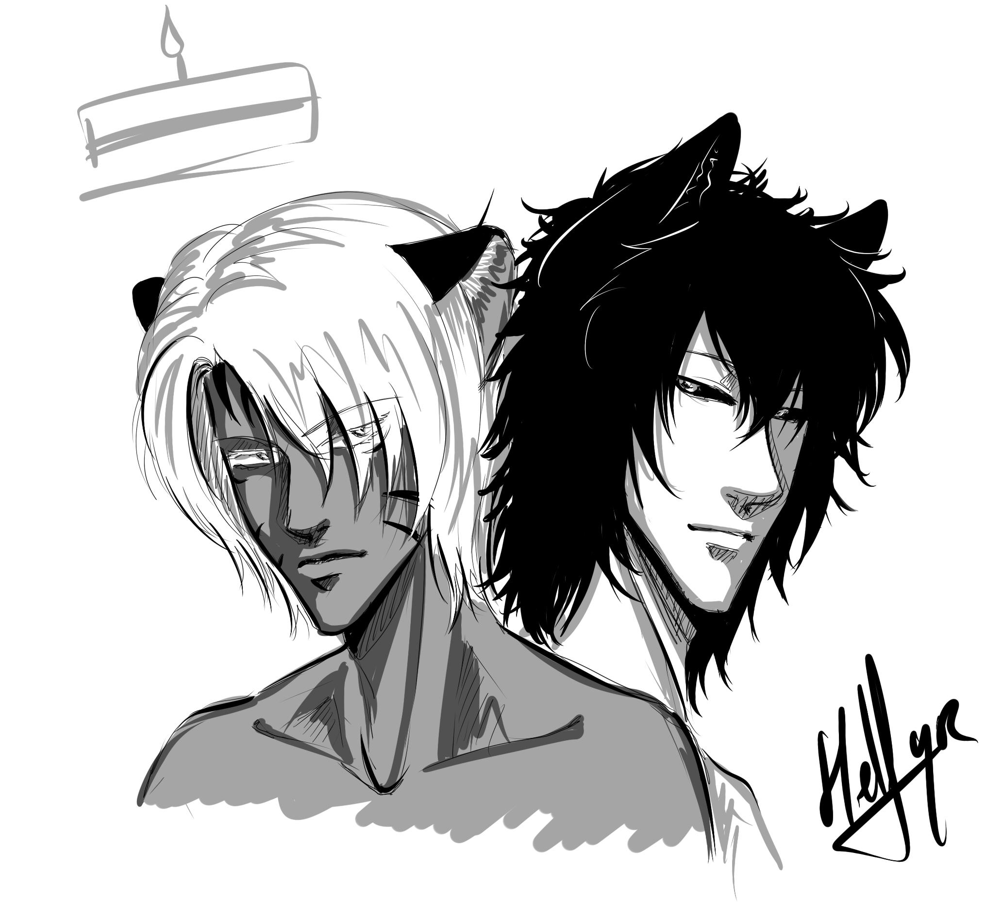 Sunan et Luc