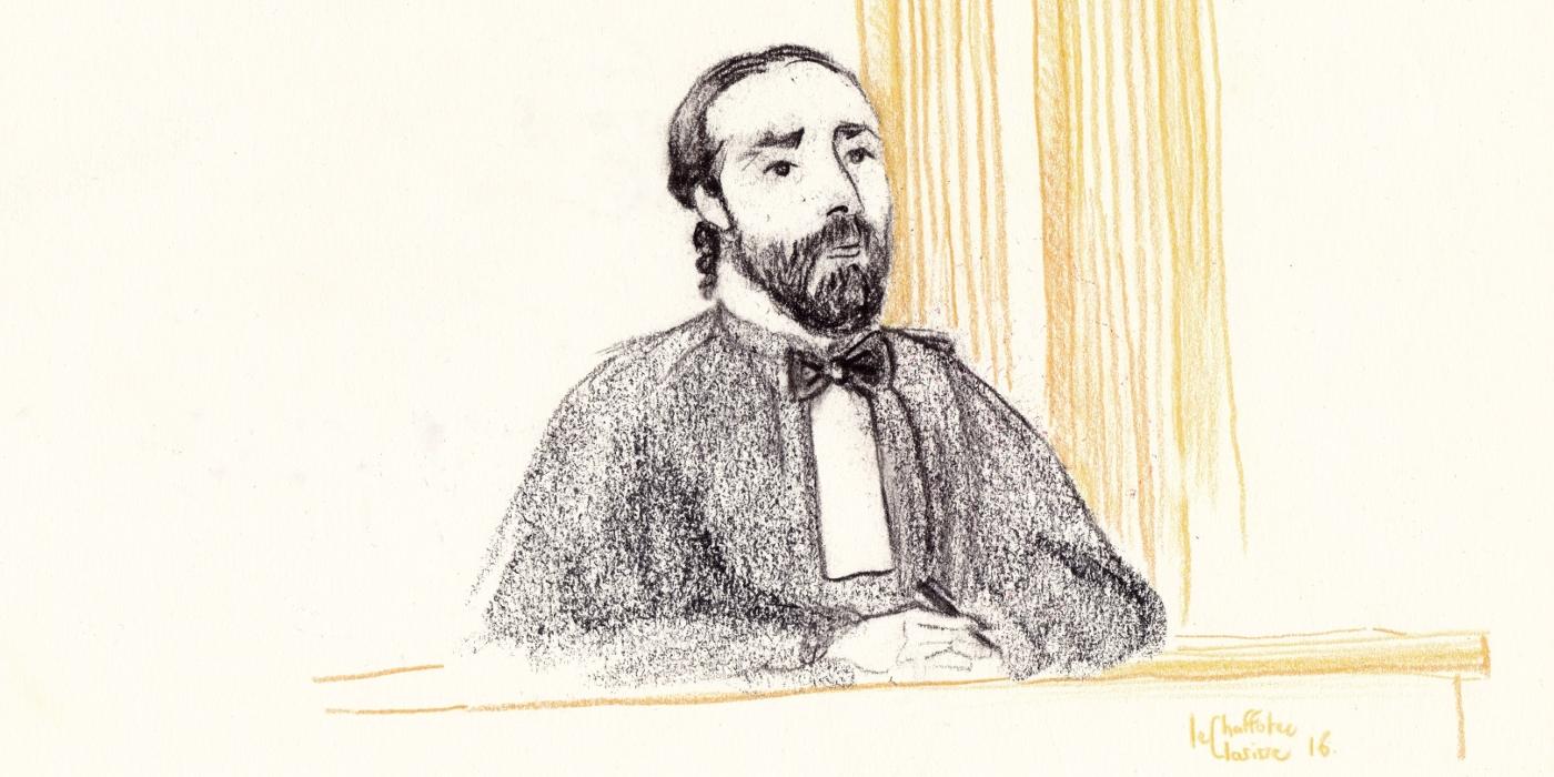 Le président du tribunal de Mâcon, Mahrez Aba
