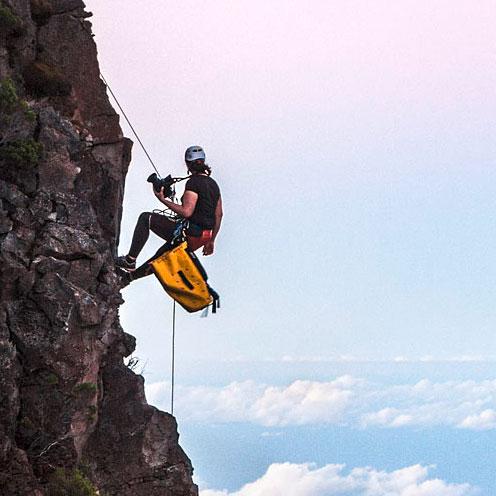 Diane Rainard, adventurer-photographer