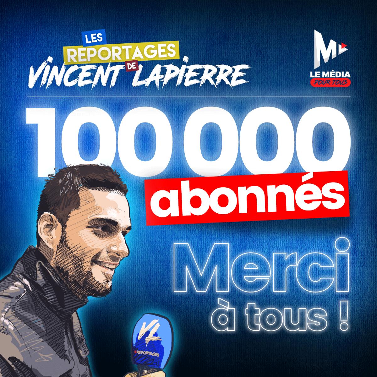 Les reportages de Vincent Lapierre