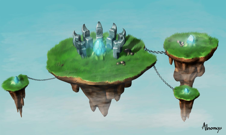 RPG Fantasy places