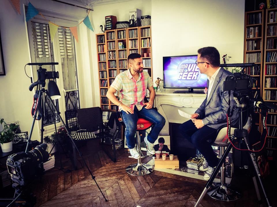 Ma Vie de Geek avec Jean-Christophe K