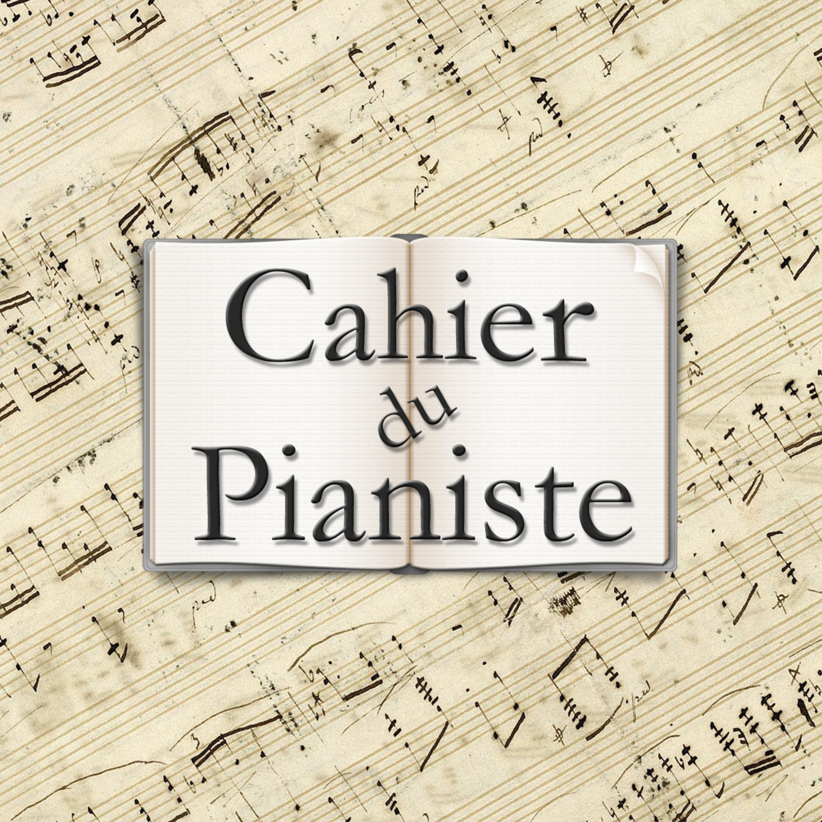Le cahier du pianiste