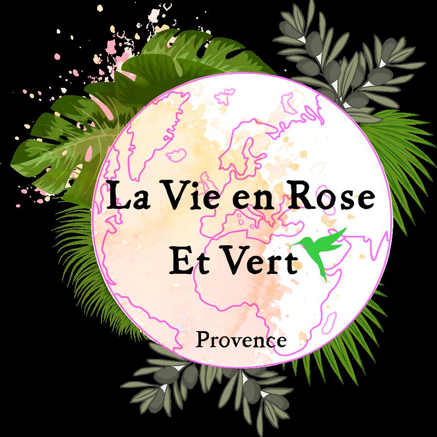 La Vie en Rose et Vert - Provence