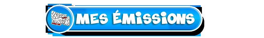 Mes emissions