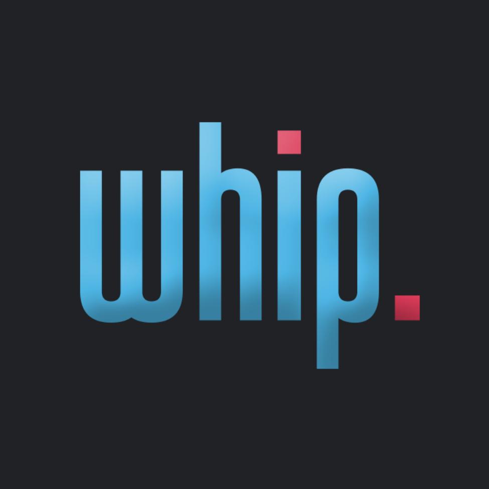 Whip.