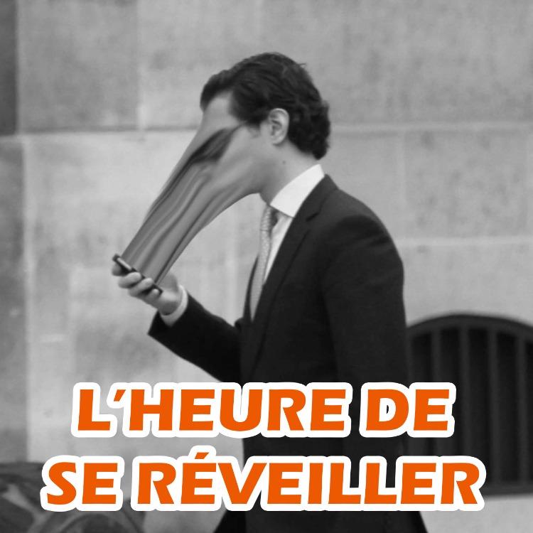 L'HEURE DE SE REVEILLER