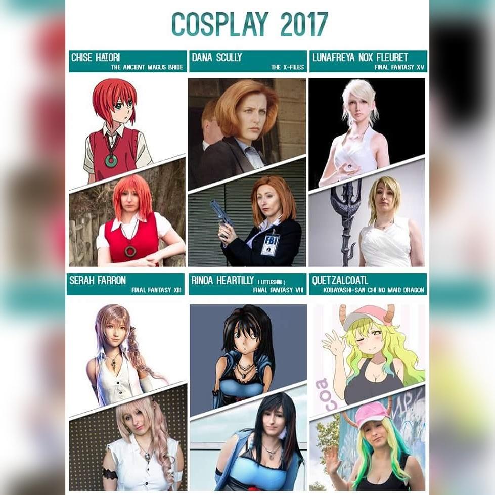 Cosplay 2017