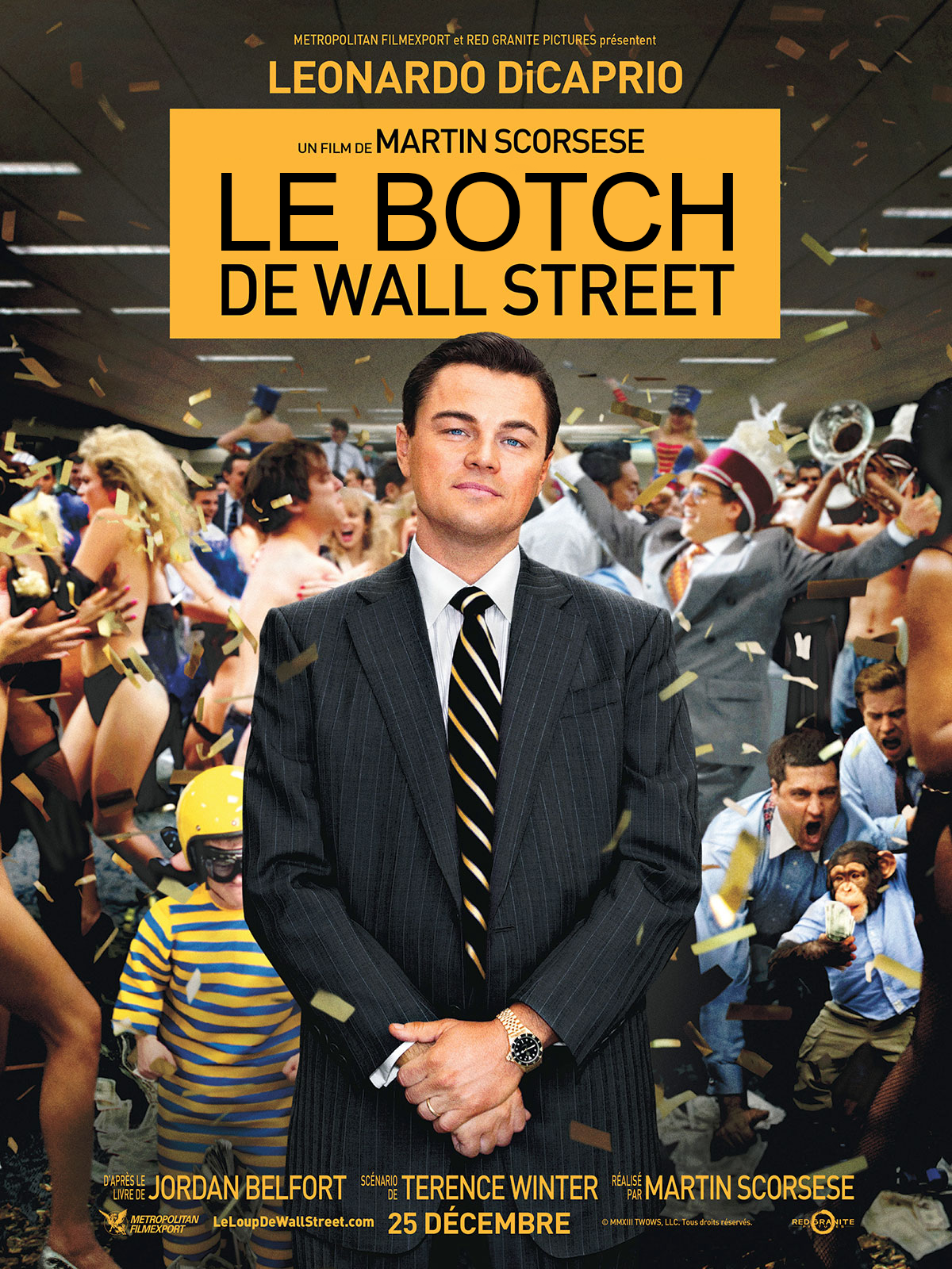 Le Botch de Wall Street