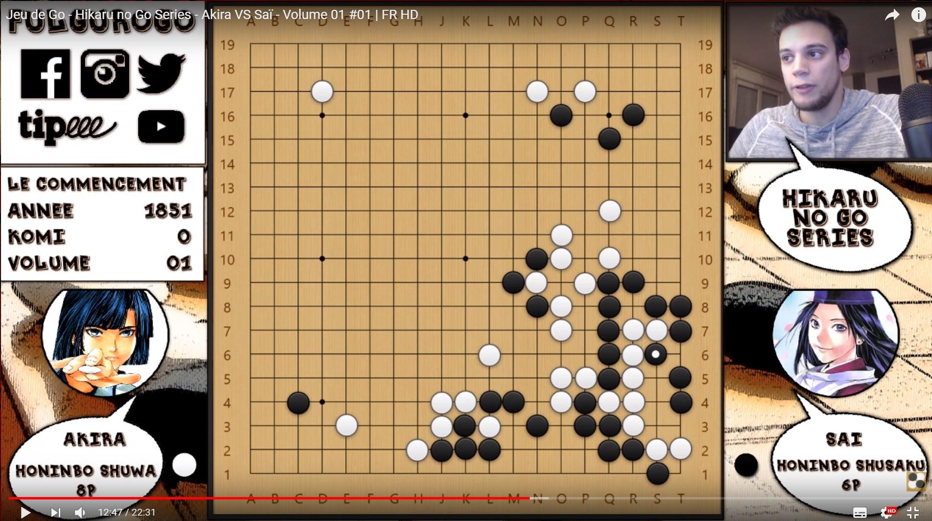 Hikaru no Go Series