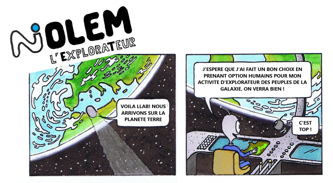 Nolem l'explorateur