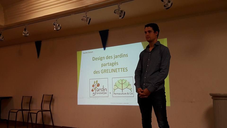 Jardins des grelinettes le design