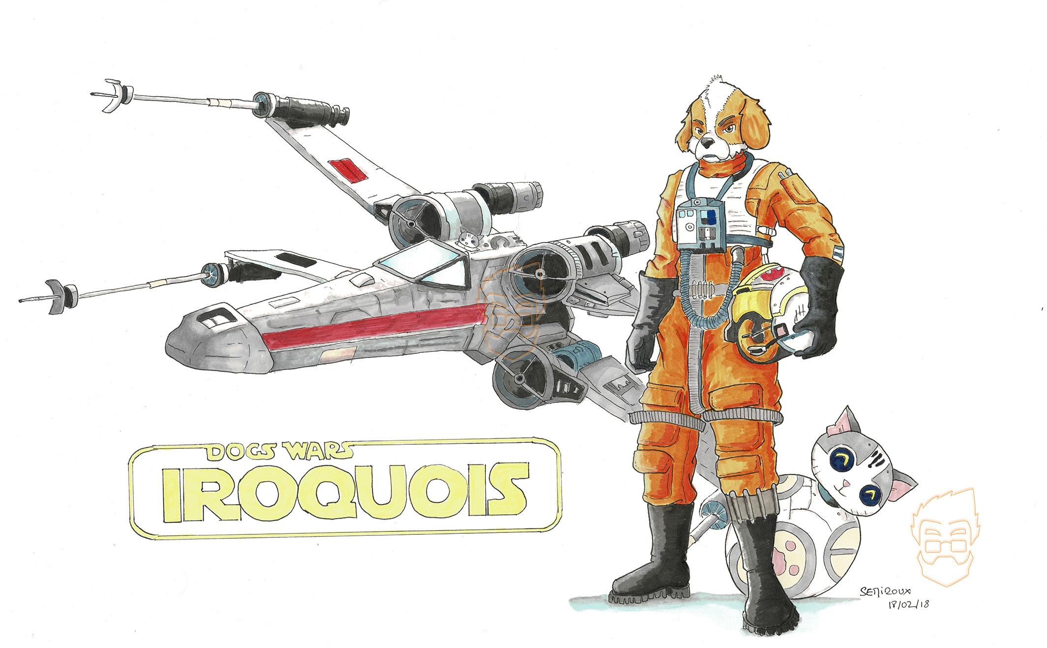 Star Wars - Iroquois Wars