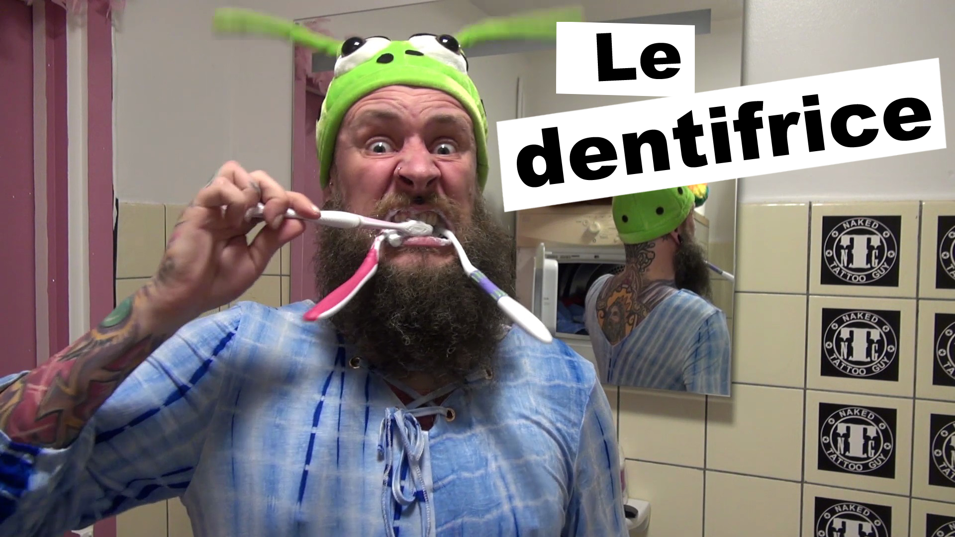 Monsieur Weirdo
