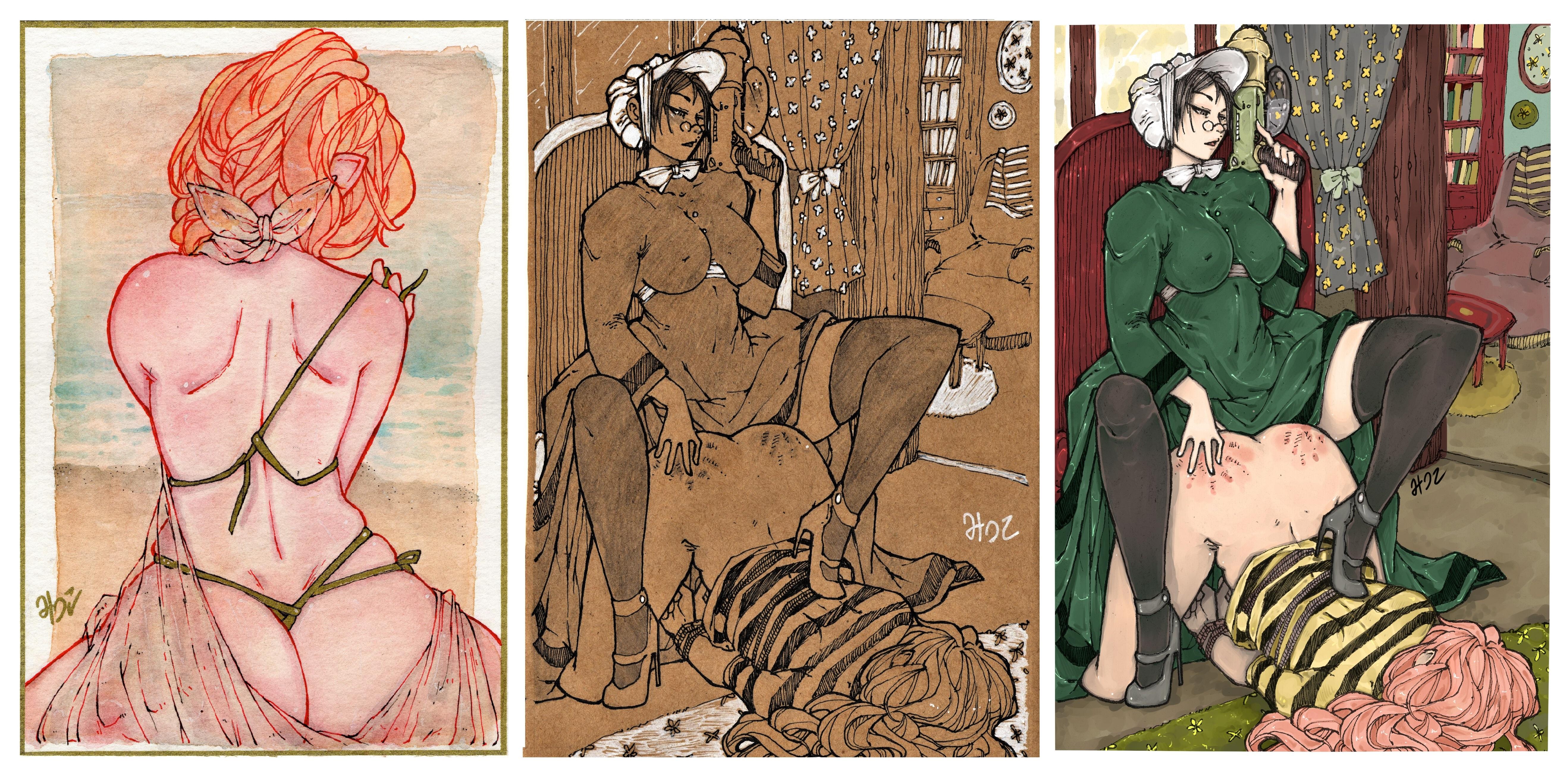 Illustrations Aout
