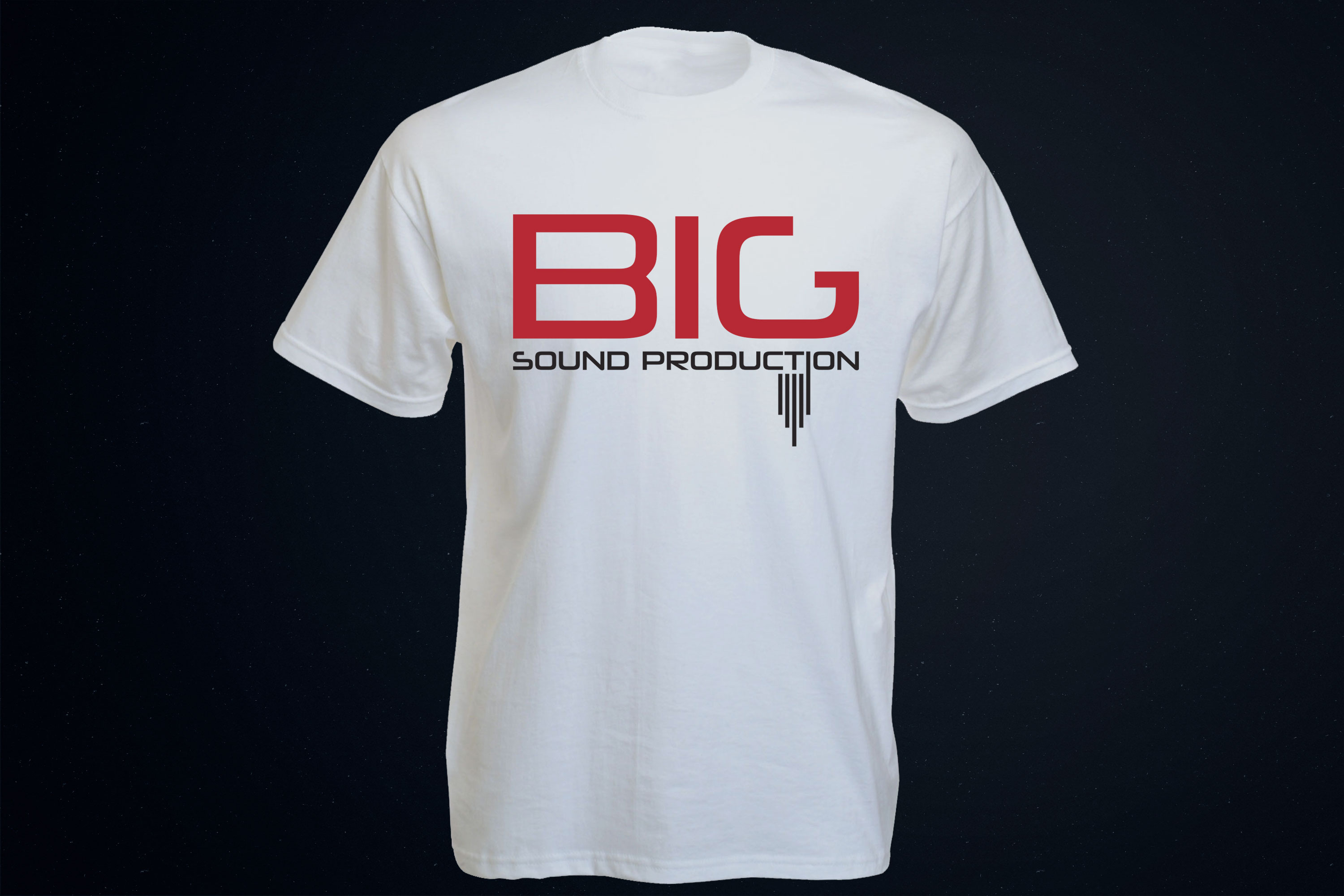 T-Shirt Big Sound Production offert