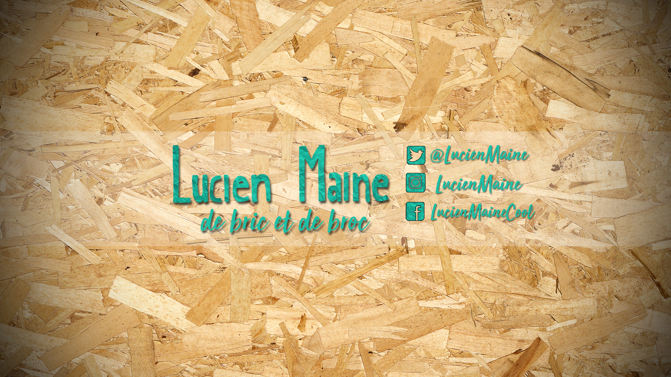 Cover Lucien Maine