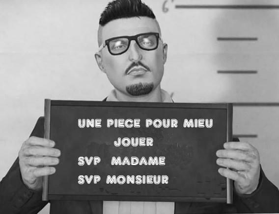 svp madame svp monsieur