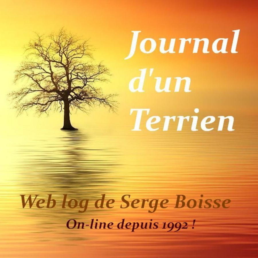 Journal d'un Terrien