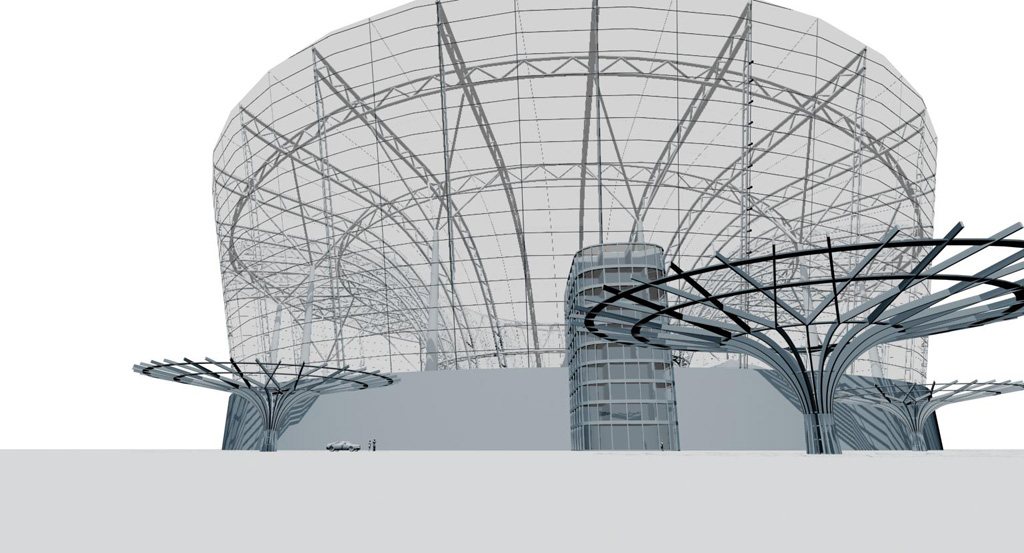 LE PAPILLON SOURCE - Concept Art 13