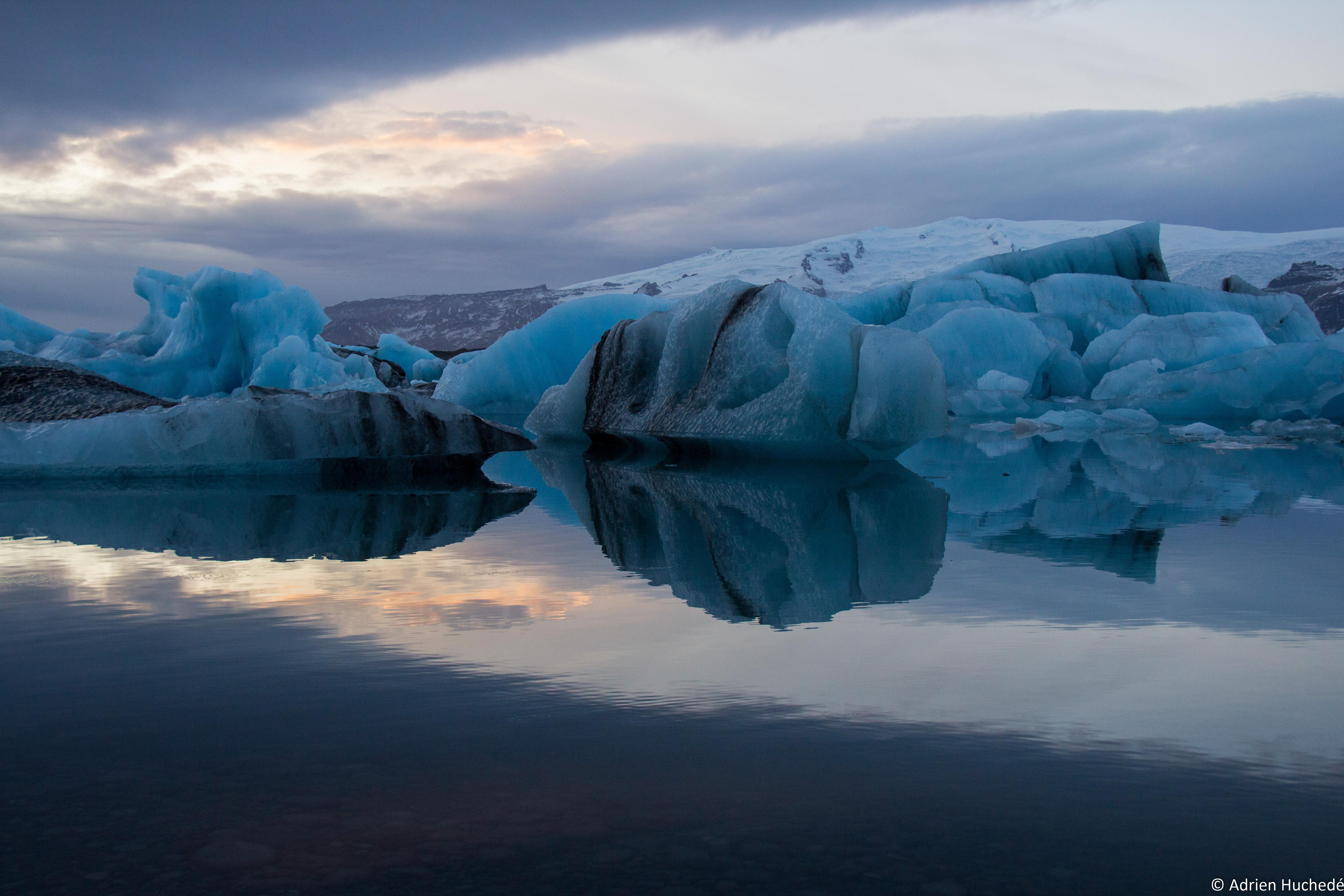 Islande - Jokussarlon