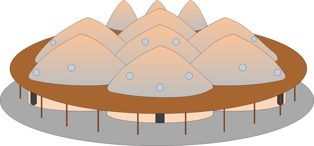 LE PAPILLON SOURCE - Concept Art 22