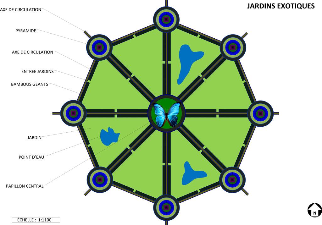 LE PAPILLON SOURCE - Concept Art 23