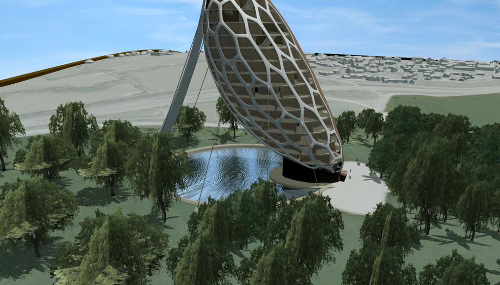 LE PAPILLON SOURCE - Concept Art 28