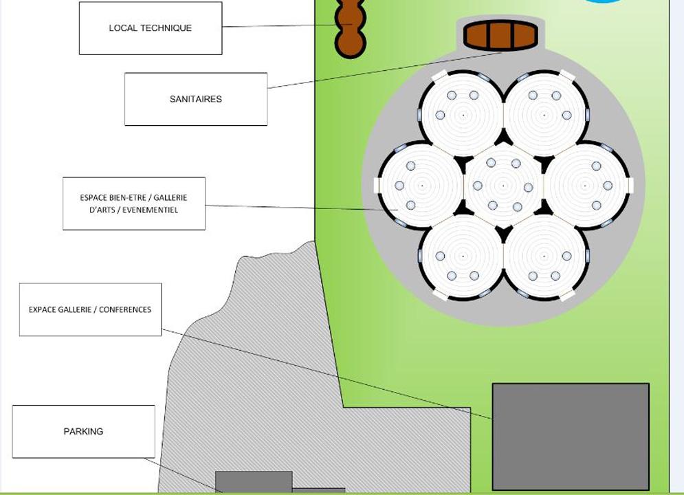 LE PAPILLON SOURCE - Concept Art 29