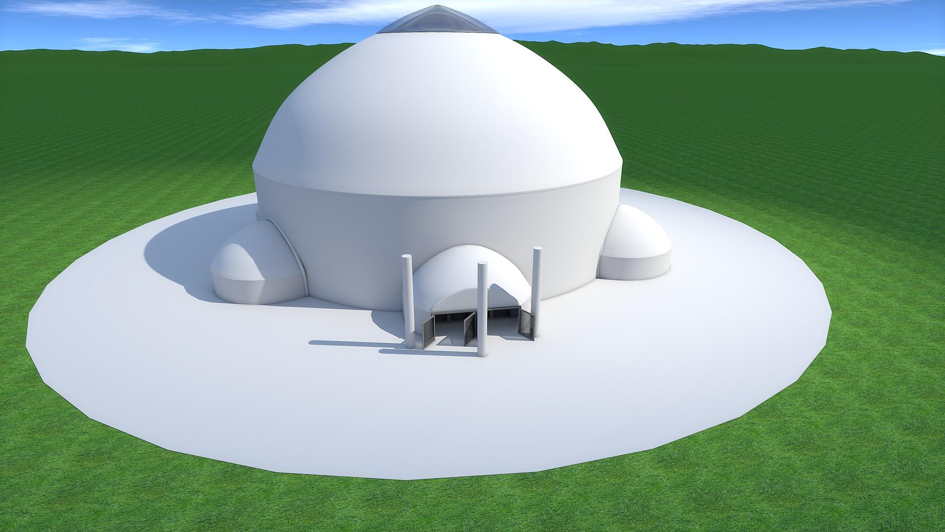 LE PAPILLON SOURCE - Concept Art 39