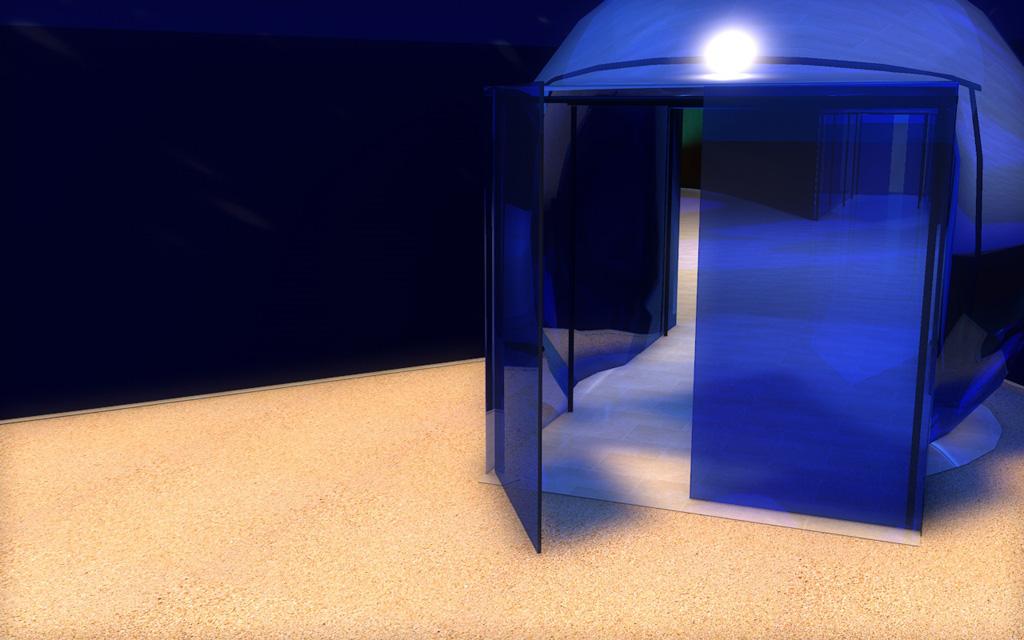 LE PAPILLON SOURCE - Concept Art 45