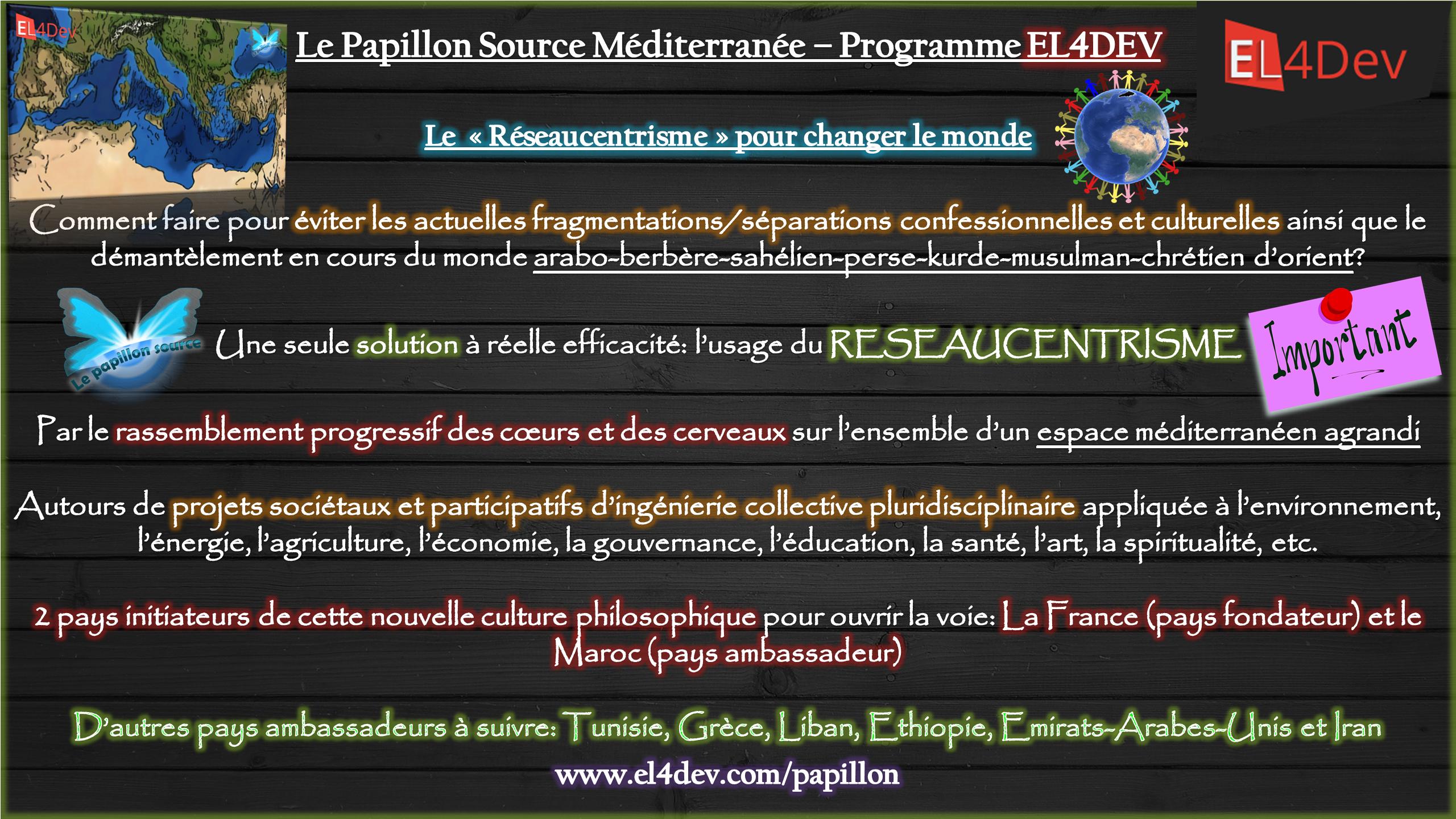 LE PAPILLON SOURCE EL4DEV