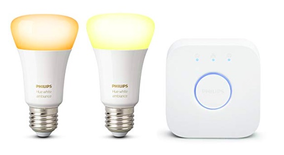 Kit de démarrage Philips Hue