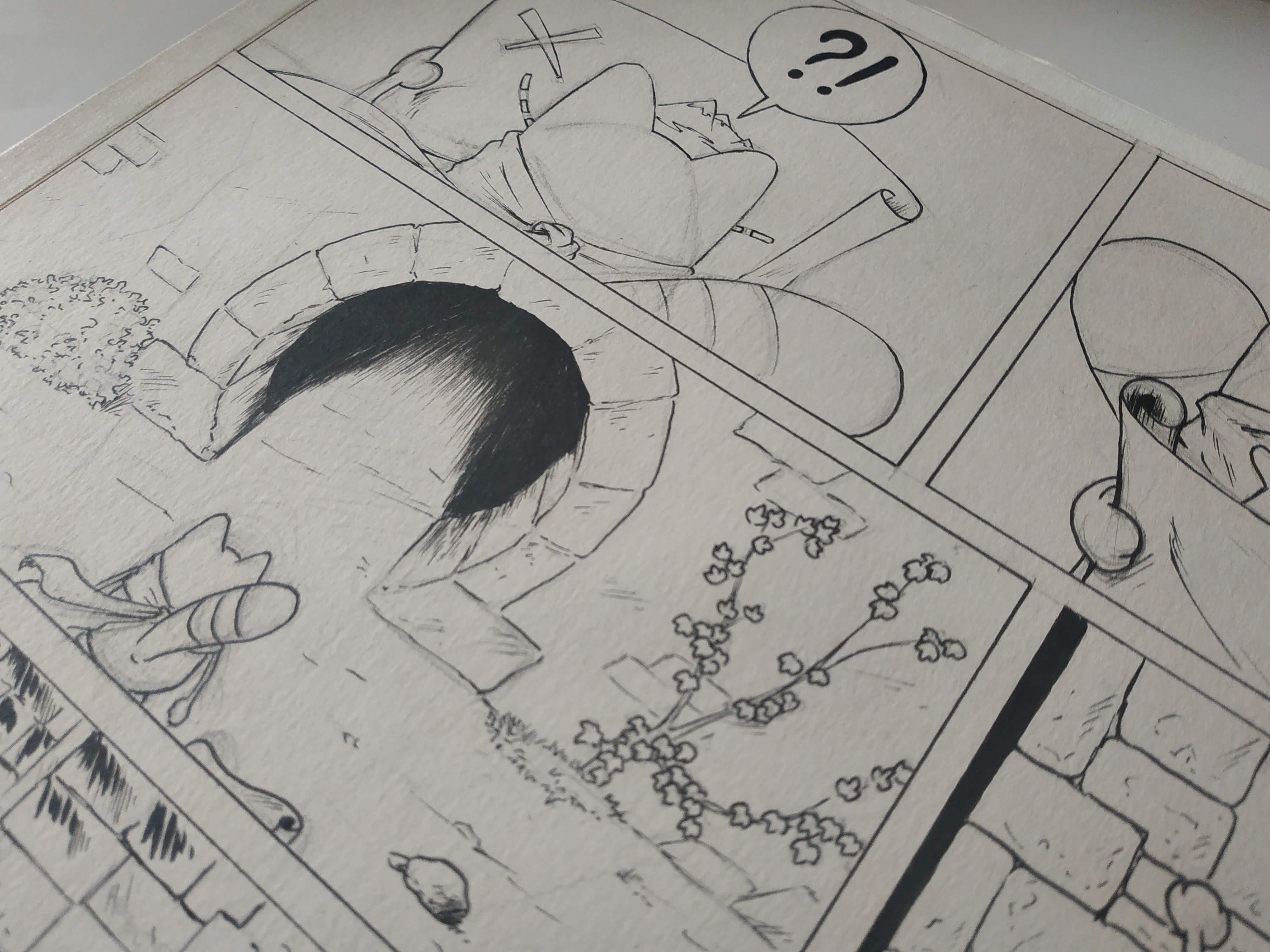 Crayonn\u00e9 des aventures de Mioum-mioum