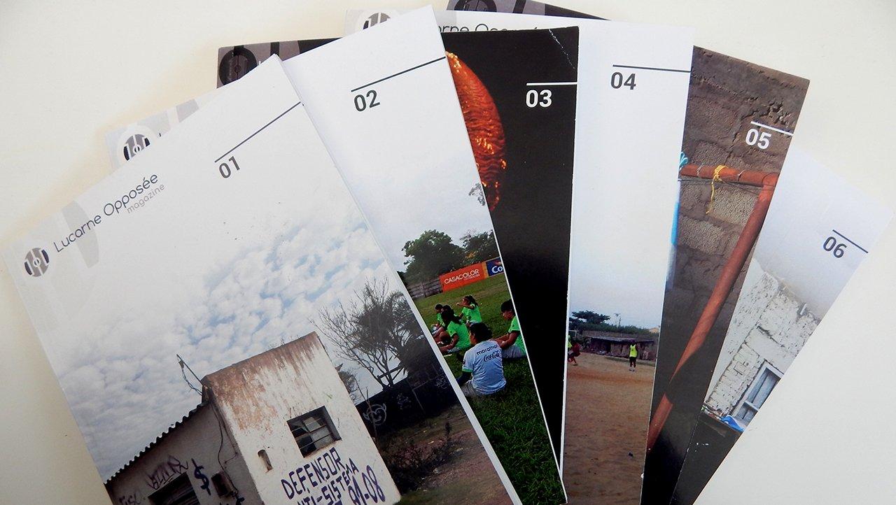 Lucarne Oppos\u00e9e magazine