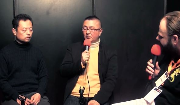 Interview de Kei Shigema