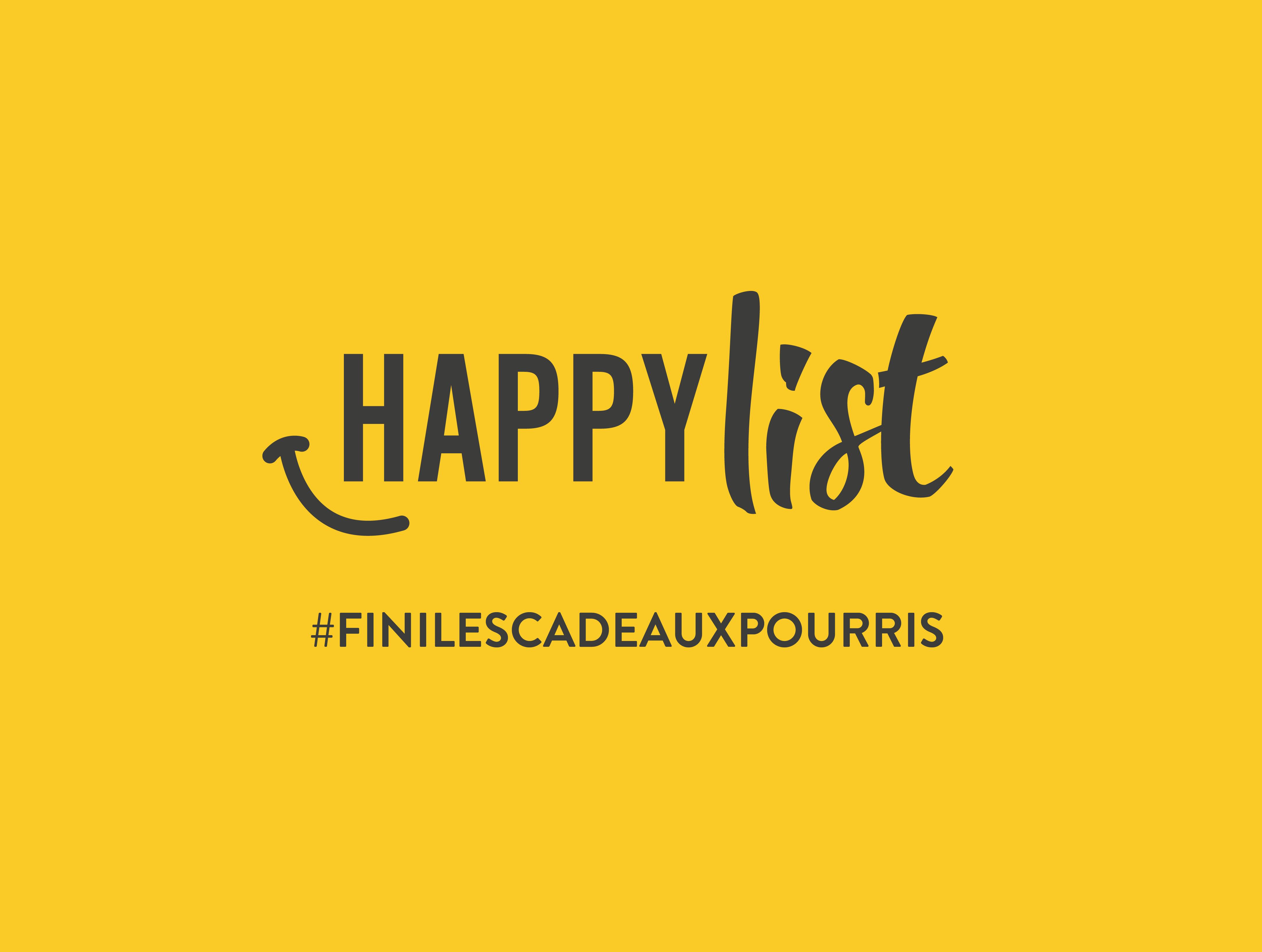 Happylist