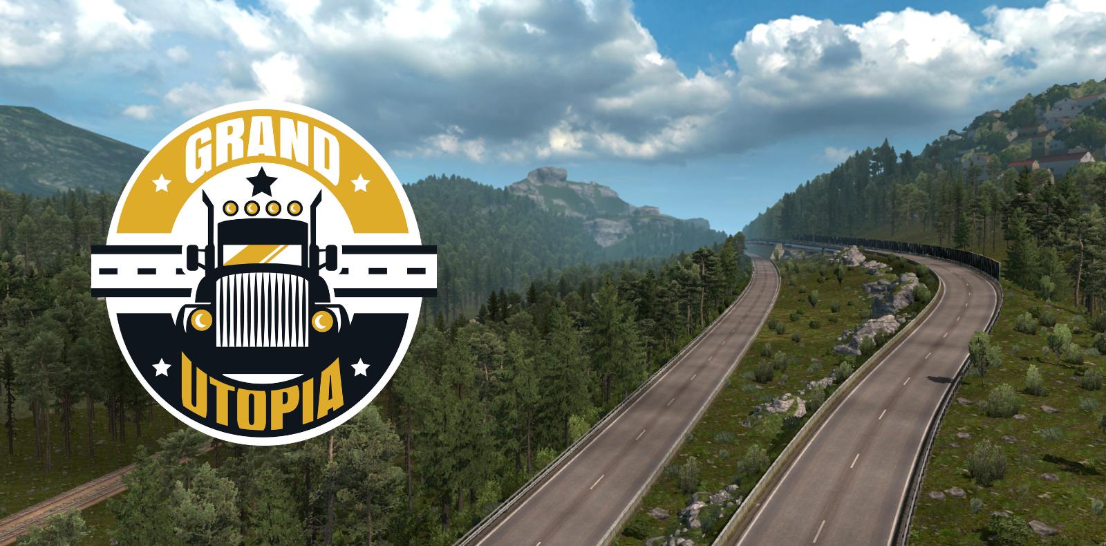 Grand Utopia Logo