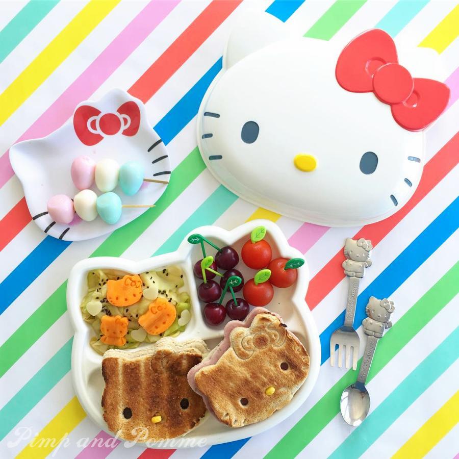 hello kitty cute food