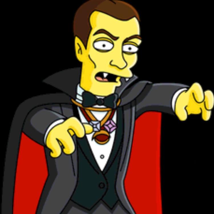 * Comte Dracula *