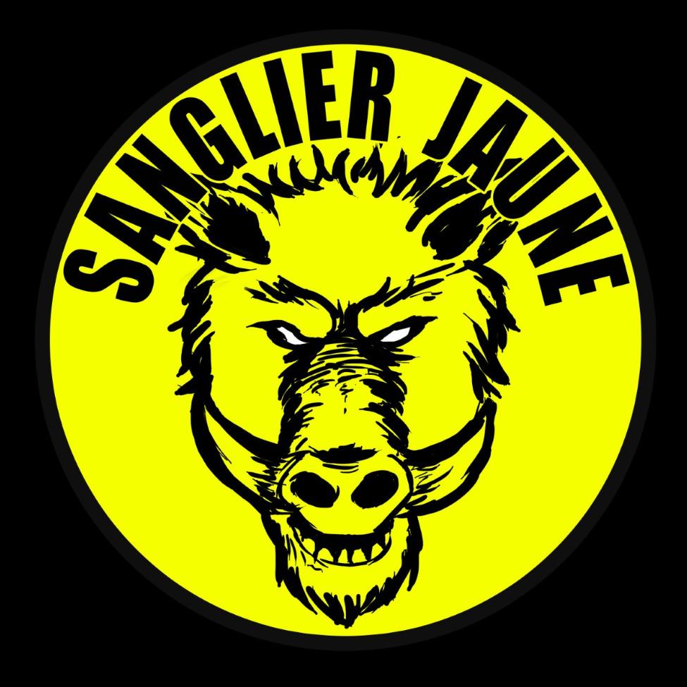 Sanglier Jaune