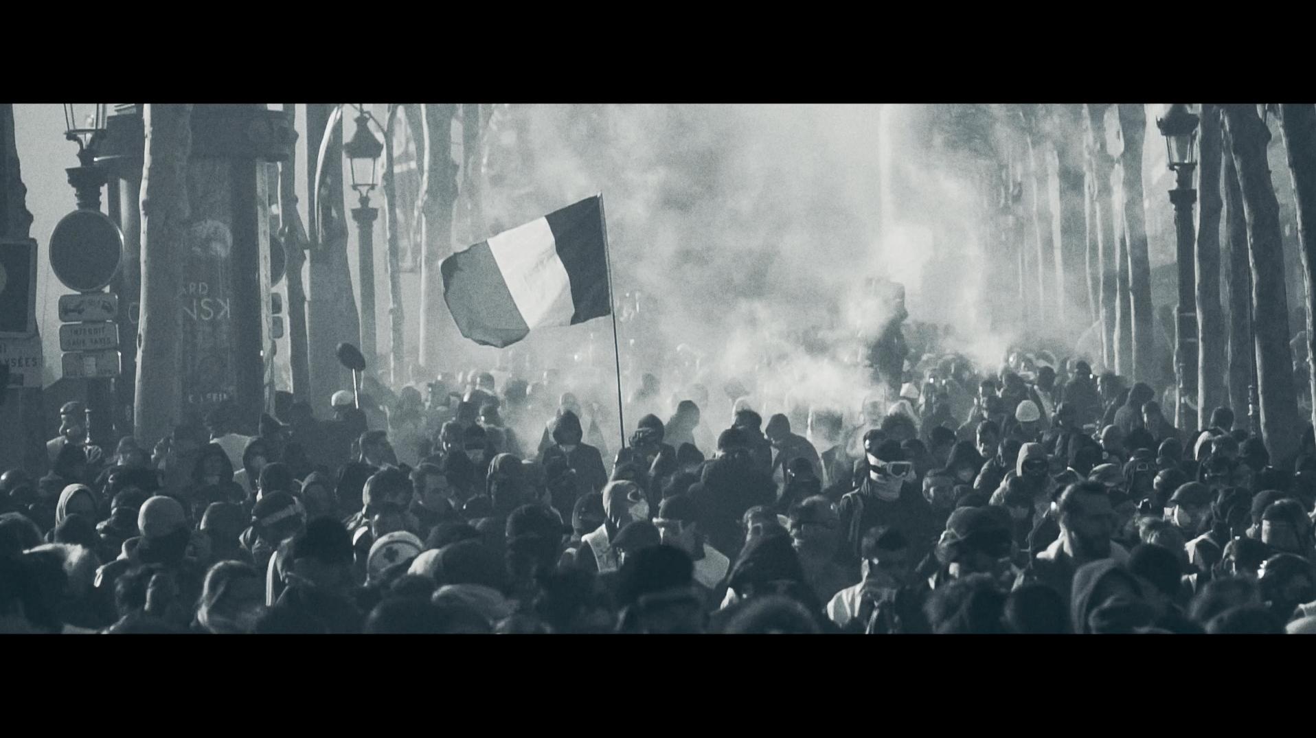 Paris acte 18