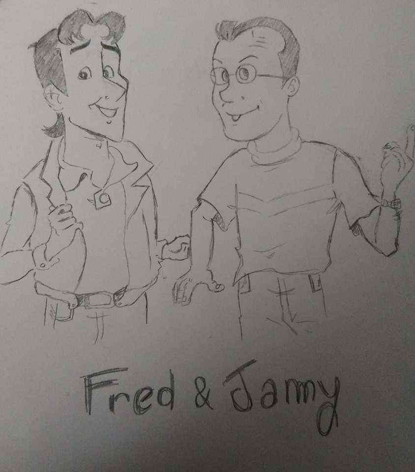 Fred et Jamy