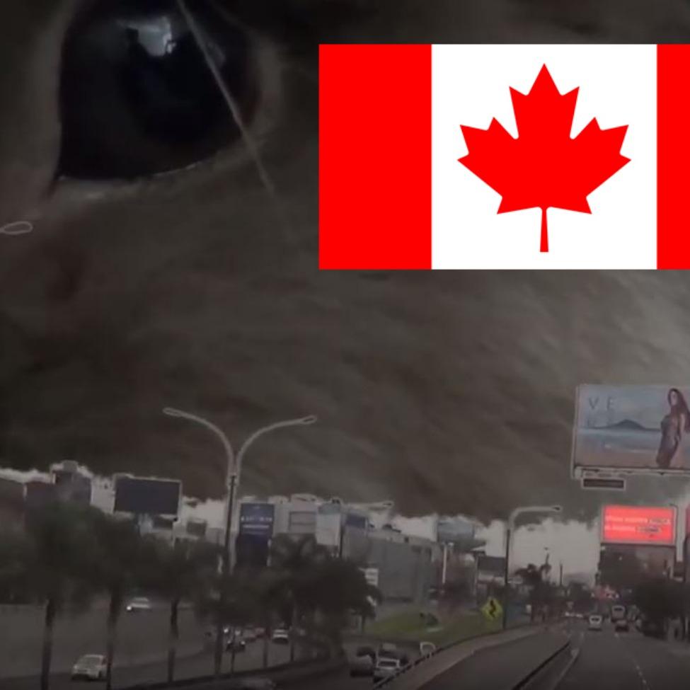 Baba fait des vidéos au canada