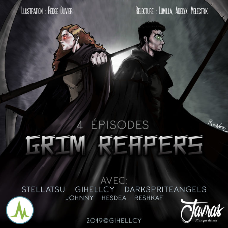 Grim Reapers - Redge