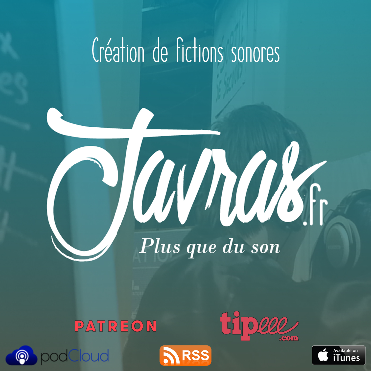 Team Javras (Fictions Audio / Podcasts / LIVE)