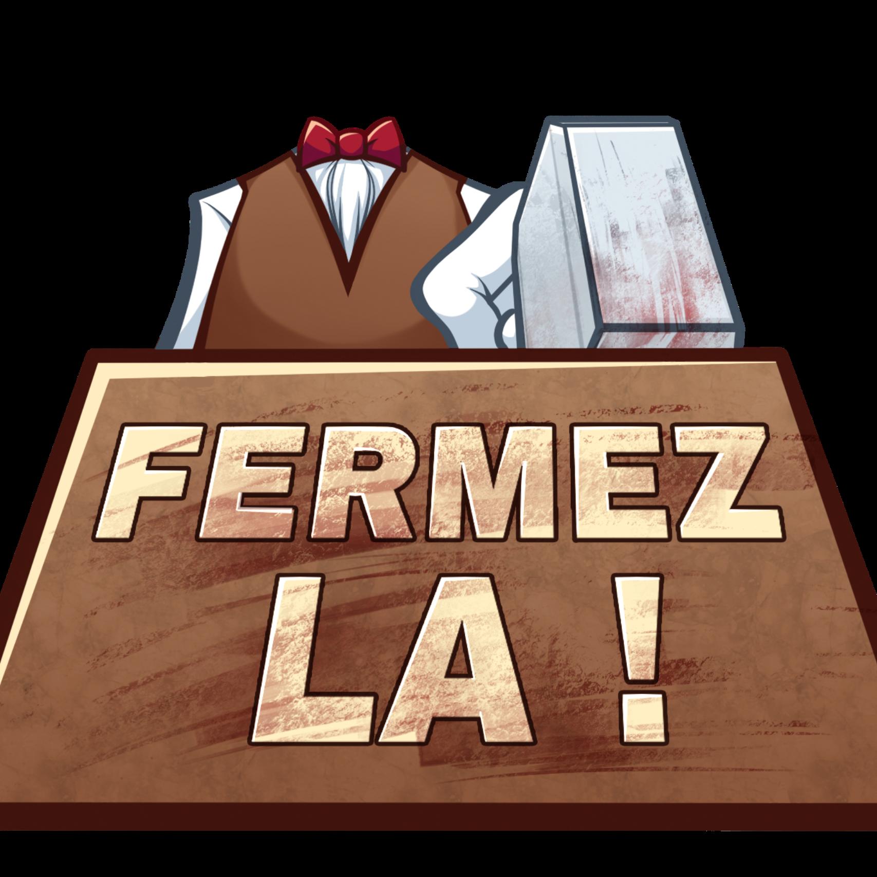 Mickael J (FERMEZ LA)