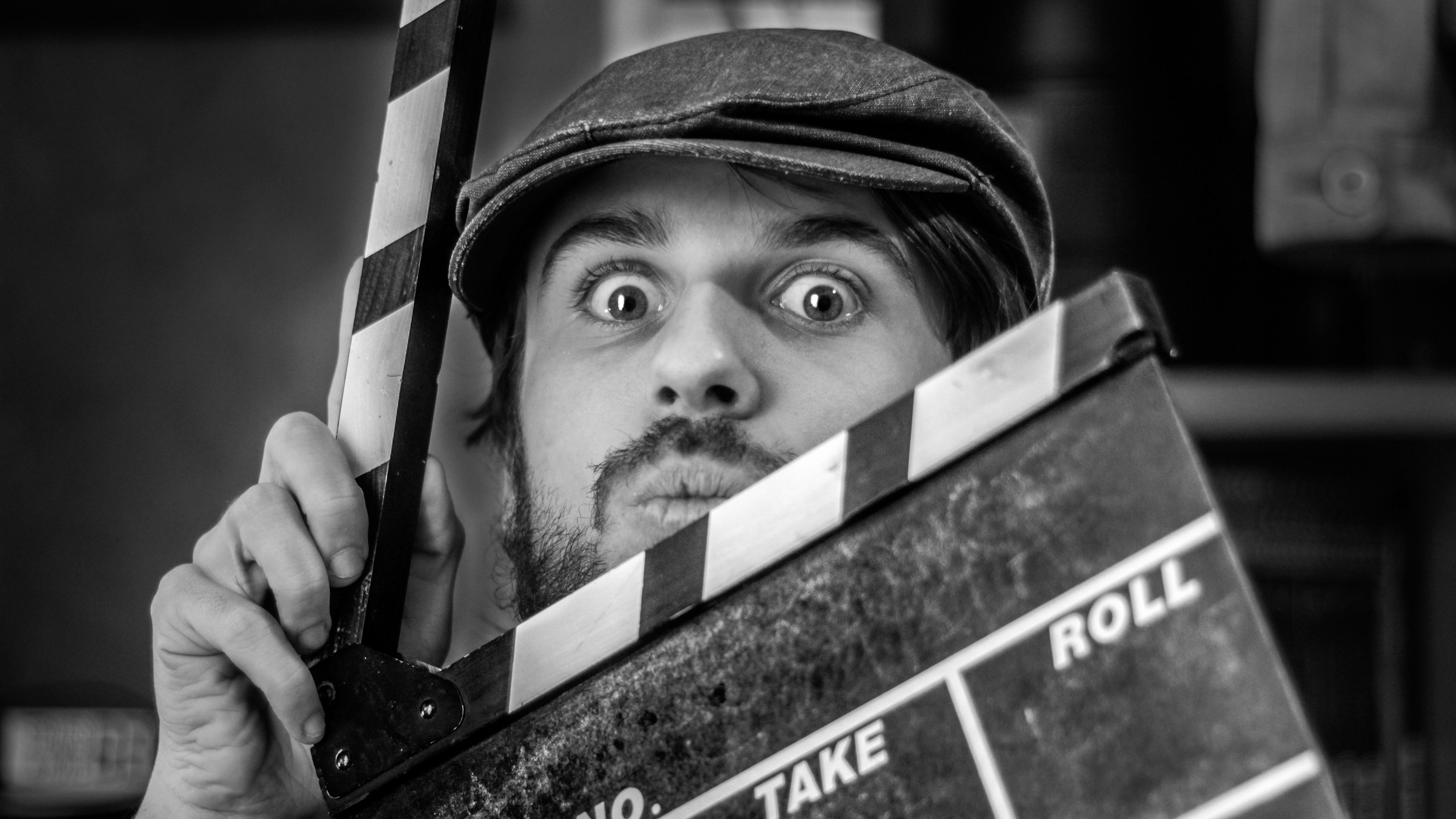 Eliot Mini le cinéphile !